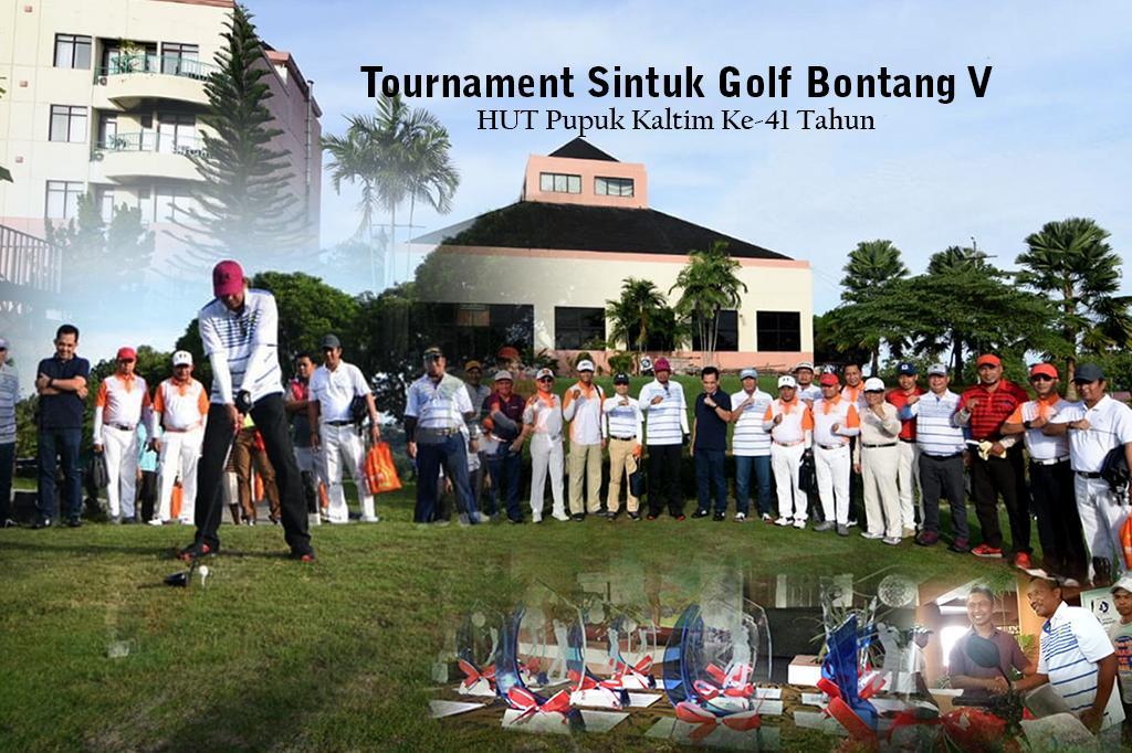 Berikut Daftar Pemenang Turnamen Sintuk Golf Bontang 2018 Update